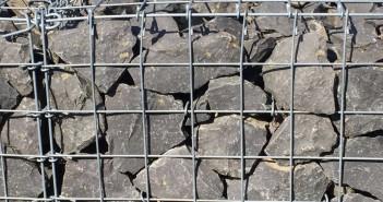 Gabionensteine aus Basalt direkt ab Werk
